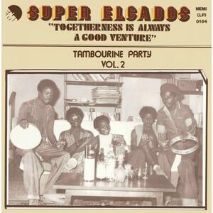Tambourine Party vol.2 - Vinile LP di Super Elcados