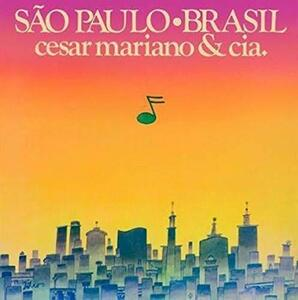 Sao Paulo Brasil - Vinile LP di Cesar Camargo Mariano