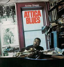 Attica Blues - Quiet Dawn - Vinile 7'' di Archie Shepp