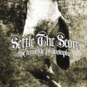 CD Five Knuckle Philosophy di Settle the Core
