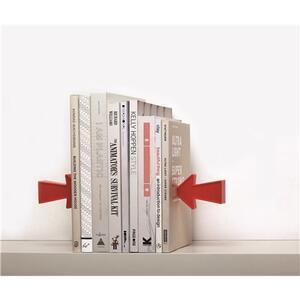 Set da 2 ferma libri Arrow - 4