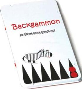 Backgammon magnetico