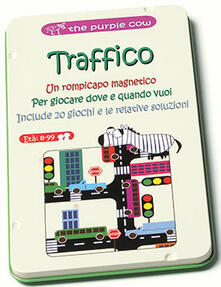 Giochi da Viaggio Magnetici Traffico