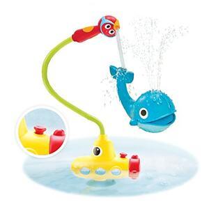 Submarine Spray Whale - 3