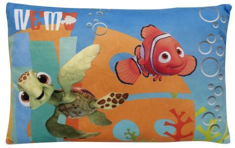 Cuscino Stampato Alla Ricerca di Nemo. Nemo e Guizzo