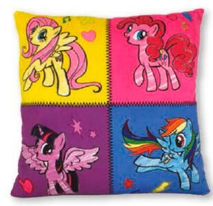 My Little Pony. Cuscino Quadrato 40X40 Cm