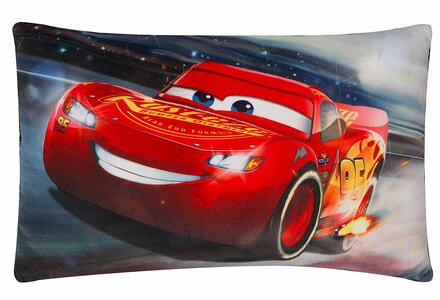 Cars 3 Cuscino In Peluche Con Luce Led 40X26 Cm