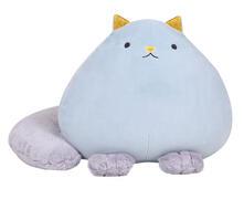 Fluffy Cat Grigio. Gatto Supermorbidone Grigio 30 Cm