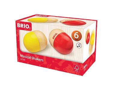 Brio Strumento Musicale. Set Di Shaker - 5