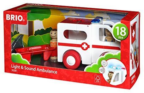 Brio Ambulanza Luci E Suoni - 2