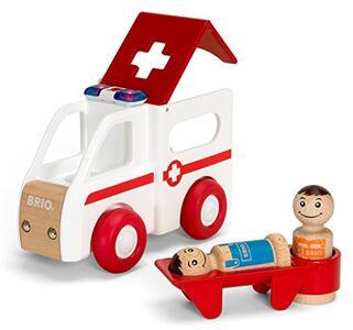 Brio Ambulanza Luci E Suoni - 3