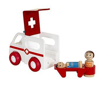 Brio Ambulanza Luci E Suoni - 5
