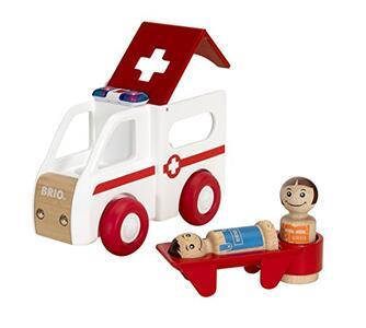 Brio Ambulanza Luci E Suoni - 6