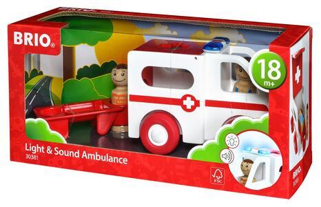Brio Ambulanza Luci E Suoni - 8