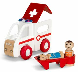 Brio Ambulanza Luci E Suoni - 9
