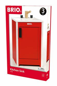 Keuken Spoelblok - Rood