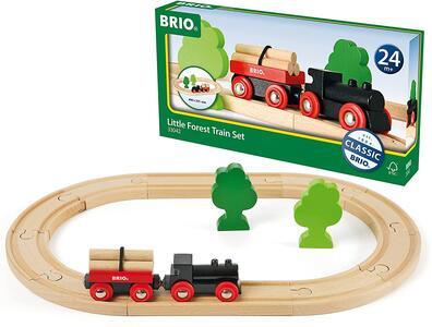 Brio Piccolo Set Ferrovia Della Foresta - 2