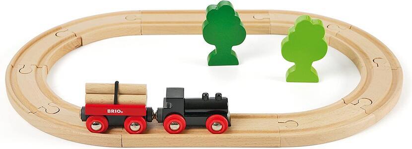 Brio Piccolo Set Ferrovia Della Foresta - 3