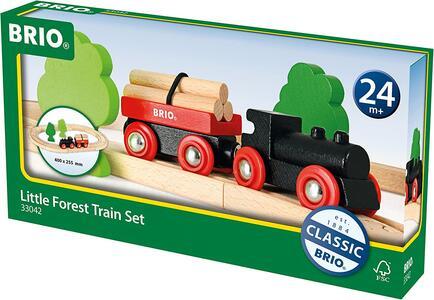Brio Piccolo Set Ferrovia Della Foresta - 5