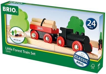 Brio Piccolo Set Ferrovia Della Foresta - 10