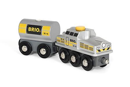 Brio Treno Special Edition, Color Argento