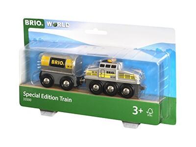 Brio Treno Special Edition, Color Argento - 3