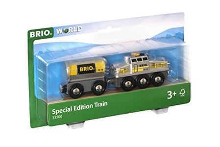 Brio Treno Special Edition, Color Argento - 4