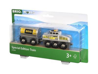 Brio Treno Special Edition, Color Argento - 6