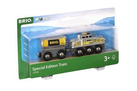 Brio Treno Special Edition, Color Argento - 7