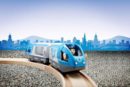 Brio Treno Passeggeri A Batterie - 21
