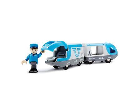 Brio Treno Passeggeri A Batterie - 23