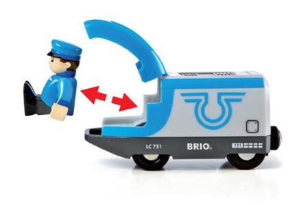 Brio Treno Passeggeri A Batterie - 14