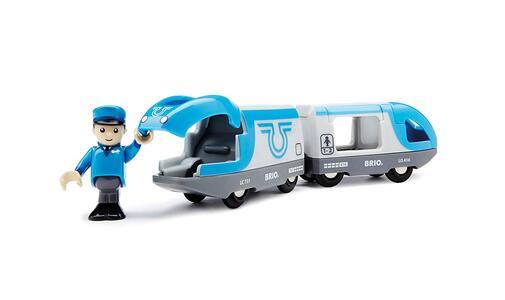 Brio Treno Passeggeri A Batterie - 18