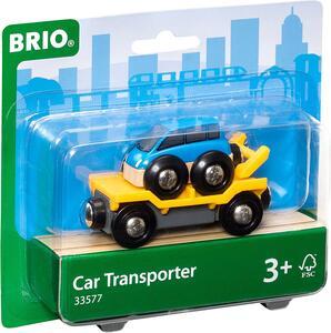 Brio Vagone Per Trasporto Auto - 4