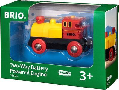 Brio Locomotiva Bidirezionale A Batterie - 8