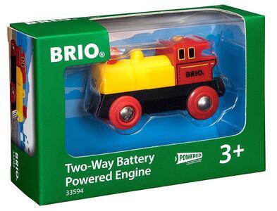 Brio Locomotiva Bidirezionale A Batterie - 13