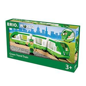 Brio Treno Passeggeri Verde - 2