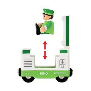 Brio Treno Passeggeri Verde - 3