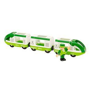 Brio Treno Passeggeri Verde - 5