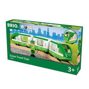 Brio Treno Passeggeri Verde - 12