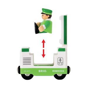 Brio Treno Passeggeri Verde - 14