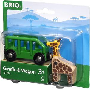 Brio Safari, Vagone E Animale - 9