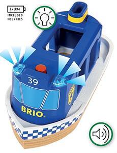 Brio Motoscafo Della Polizia - 3