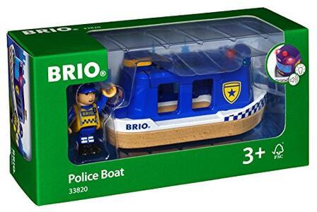 Brio Motoscafo Della Polizia - 4