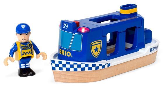 Brio Motoscafo Della Polizia - 7