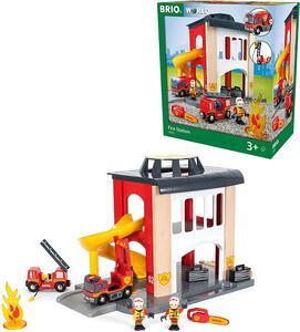 Brio Caserma Dei Pompieri