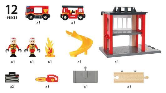 Brio Caserma Dei Pompieri - 11