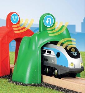 Brio Smart Tech Locomotiva Intelligente Con Tunnel - 13
