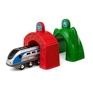 Brio Smart Tech Locomotiva Intelligente Con Tunnel - 2