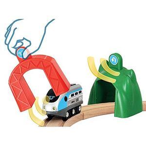 Brio Smart Tech Locomotiva Intelligente Con Tunnel - 4